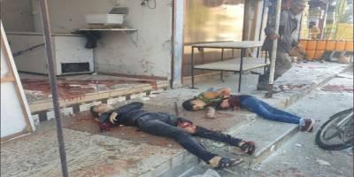 Esed rejimi Eriha'da 11 sivili katletti