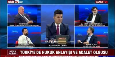 Kenan Alpay: Sivas olayları, Aydınlık Grubu'nun provokasyonudur