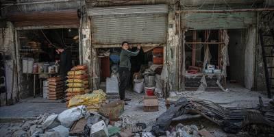 İdlibli 14 yaşındaki Ahmed bombalı saldırıdan saniyelerle kurtuldu