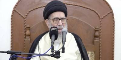 """Iraklı Şii lider: """"Takiyye zamanı geçti, Ebubekir ve Ömer'e lanet edin"""""""
