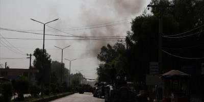 Afganistan'da Taliban aracına saldırı