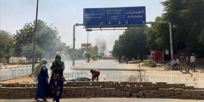 Sudan'da üç muhalif lider gözaltına alındı