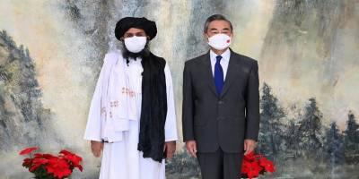 Uygur meselesi bağlamında Taliban-Çin ilişkileri