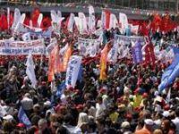 Sendikalar 1 Mayıs'ı Farklı Alanlarda Kutlayacak