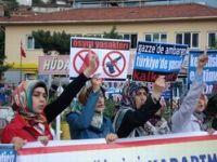 Tokat'ta LYS Öncesi Başörtüsü Protestosu