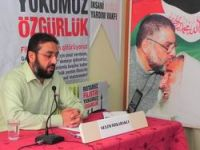 """Çorum'da """"Mavi Marmara"""" Basın Toplantısı"""