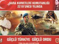 """""""Güçlü Ordu Güçlü Türkiye"""" Sloganı Kaldırıldı"""