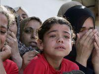 Evleri Yıkılır, İşkence Görür Filistinli Çocuklar