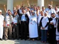 Mavi Marmara Gazileri Gazze'de