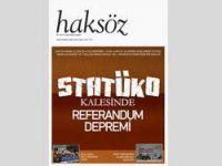 Haksöz Dergisinin 235. (Ekim 2010) Sayısı
