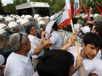 Siyonist İsraili Protestoya Soruşturma