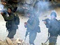İsrail, Filistinli Bir Genci Şehit Etti