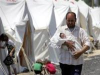 Ürdünde Resmi Suriye Mülteci Kampı Açıldı