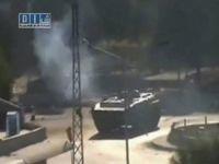 Suriye: Orduyu Çektik, Muhalifler: Tanklar Ateş Ediyor!