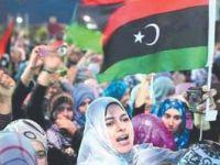 Libyada 17 Şubat Devrim Kutlamaları