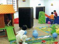 Camilerin Altına Çocuk Parkı Yapılacak