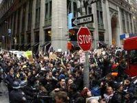 İşgal Eylemleri ABD Limanlarına Sıçradı