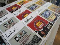 Sirkecideki Dergi Fuarı Açıldı