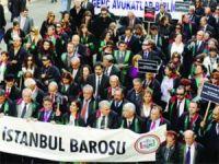 İstanbul Barosu Taksimde Protesto Edilecek!