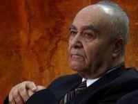 Sivas Andıcı Adalet Bakanı Seyfi Dededen