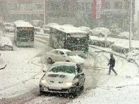 Mart Kapıdan Baktırır; Meteoroloji'den Kar Uyarısı