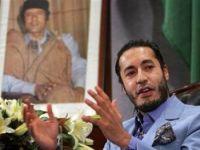 Saadi Kaddafi'den Karşı Devrim Tehdidi