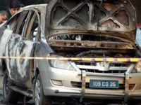 İsrail Elçiliklerine Bombalı Saldırı