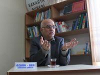 Sakaryada Hamza Türkmen İle Söyleşi Yapıldı