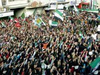 Suriye İntifadası 1. Yılında Meydanlardayız!