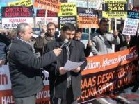 Tatvan, Suriye Direnişini Selamladı