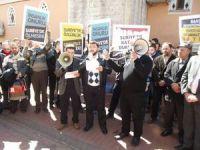 Bartın'da Suriye İntifadasına Destek Eylemi