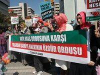 İzmirden Suriye Direnişine Bin Selam!