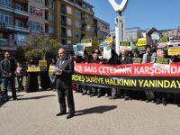 İzmit'te Suriye Direnişi Selamlandı