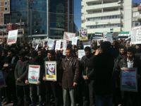 Elazığda Baas Despotizmi Protesto Edildi