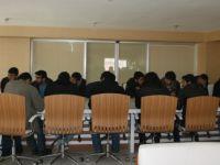 Özgür-Der Gençliğinden Suriye Halkına Destek