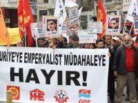 Emperyalizme Karşı, Katil Baas'a Suskun!