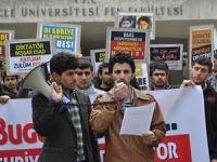 Dicle Üniversitesinden Suriye Halkına Destek