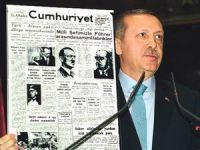 CHPnin Cami Kıyımını 9 Belgeyle Açıkladı