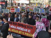 KİAP Diyarbakırda Uluderenin Faillerini Sordu