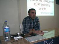 Serdar B. Yılmaz, Milat Gazetesine Konuştu