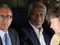 Kofi Annan, Sınırdaki Kampları Gezdi