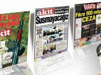 Akit Gazetesi 28 Şubat'a Müdahil Oluyor