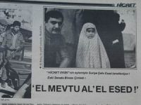 """1980'de İran'da """"Suriye Şahı""""nın Adamlarını Kim Protesto Etti?"""