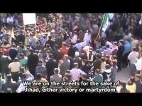 BM Gözlemcileri İsraile Ölüm! ile Karşılandı!