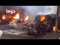 Esed Güçleri Salı Günü 32 Kişiyi Katletti (VİDEO)