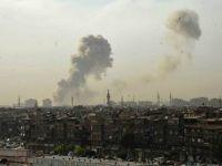 Şamda İki Şiddetli Patlama Yaşandı