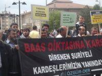 Filistinli Esirlerin Direnişi Sivas'ta Selamlandı
