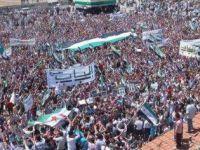 Televizyonda Suriye İntifadasını Anlattılar