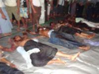 İHH Arakandaki Katliamı Raporlaştırdı