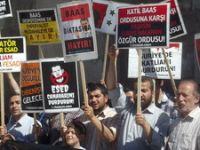Sivas'ta Fotoğraflarla Suriye İntifadası Sergisi Açıldı
